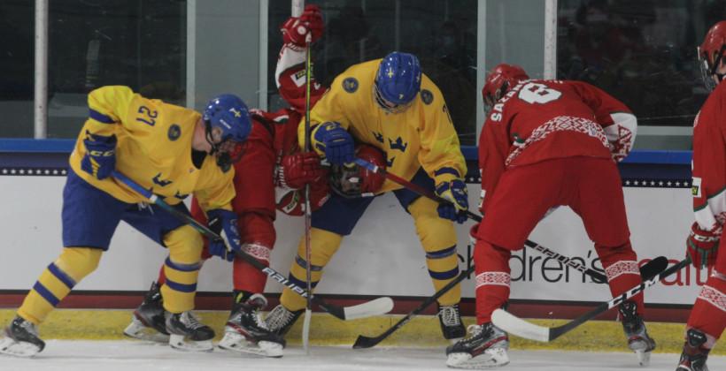 Тренер сборной Швеции: В первом периоде себя очень здорово проявили спецбригады, как и на протяжении всей игры