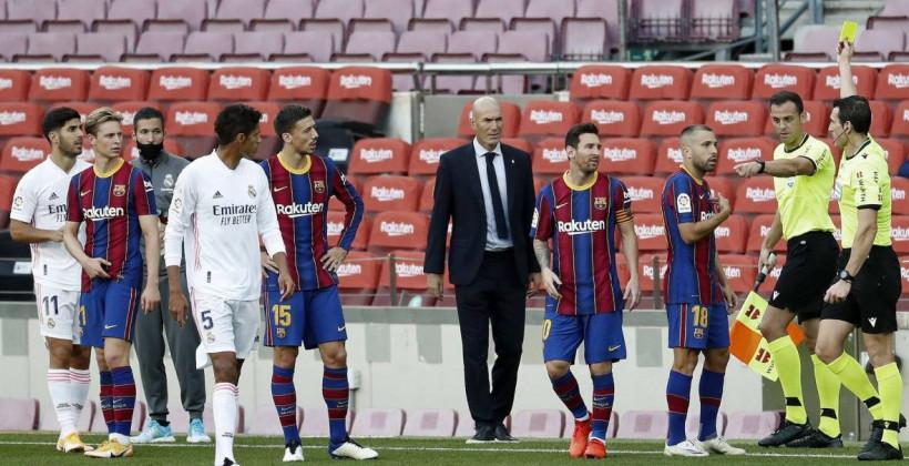Зидан сообщил игрокам Реала об уходе из клуба — СМИ