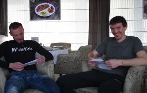 Лига плохих шуток от Крумкачоў (видео)
