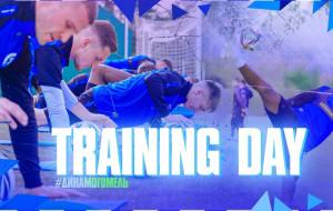 Минское Динамо показало, как готовится к матчу с Гомелем (видео)