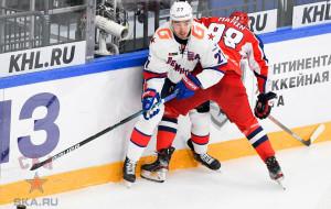 СКА дома взял верх над ЦСКА и сократил отставание в серии