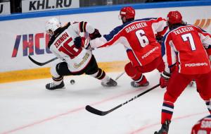 ЦСКА разгромил Авангард во втором матче финала Кубка Гагарина
