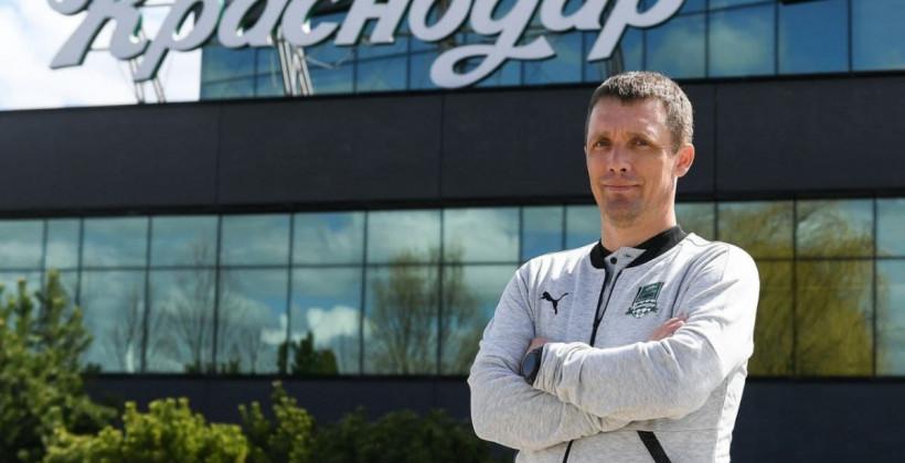 Виктор Гончаренко: «Не было привычного контроля мяча, но это, скорее, соперник не позволял»