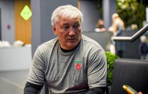 Михаил Кравец: «Когда ты видишь, что происходит внутри команды, на льду, работать намного проще»