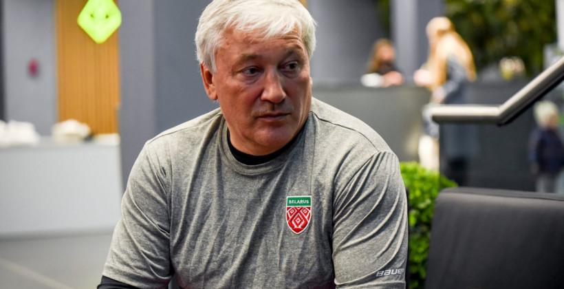 Михаил Кравец: «С чего люди взяли, что это какой-то суперсостав? Почему все время обвиняют тренера?»