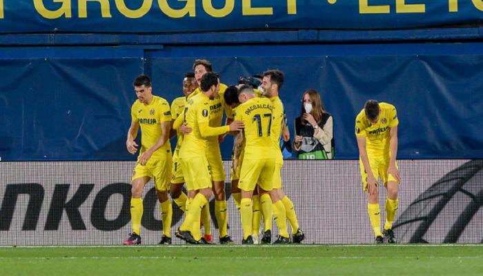 Вильярреал дома обыграл Арсенал в первом матче полуфинала Лиги Европы