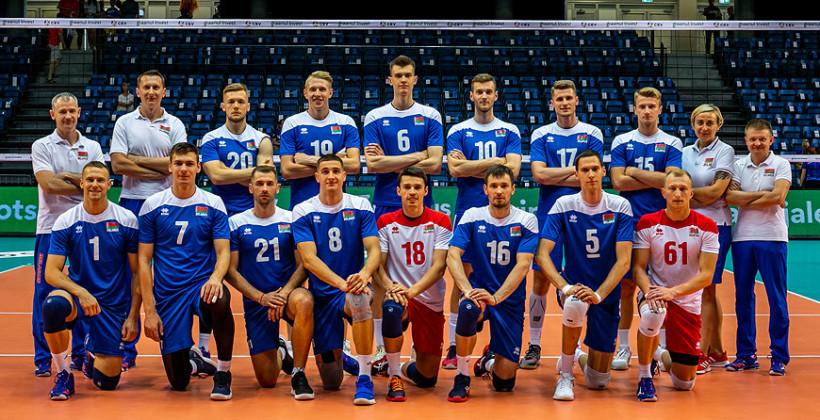 Сборная Беларуси по волейболу возглавила группу G, обыграв Норвегию в рамках квалификации к ЧЕ2021