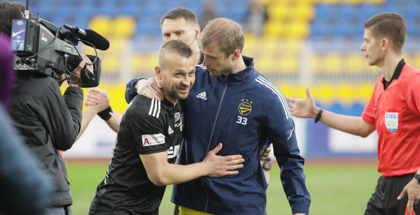 БАТЭ в десятый раз вышел в финал Кубка Беларуси