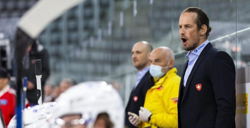 Главный тренер сборной Швейцарии: «50 минут мы держали встречу под контролем»