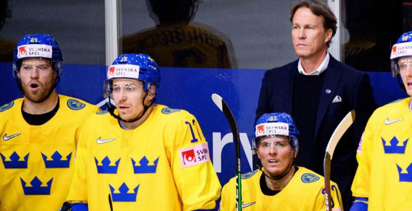 Главный тренер сборной Швеции: «Во многом из-за меня у нас не получается игра»