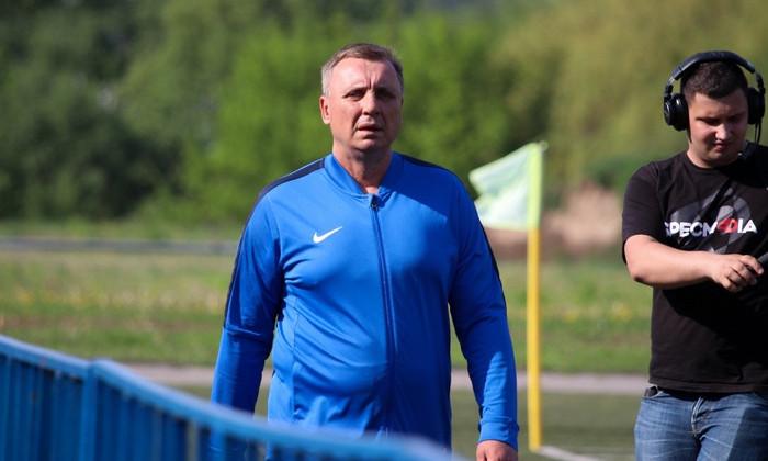 Владимир Белявский: «Никто не хотел проигрывать. Показали свои качества, бойцовские в основном»