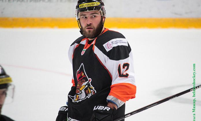 Александр Левко перейдёт в Витебск — СМИ