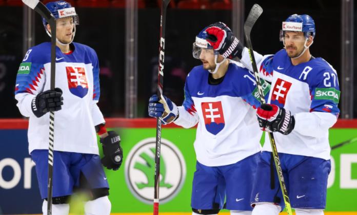 Словакия одолела Австрию в олимпийской квалификации