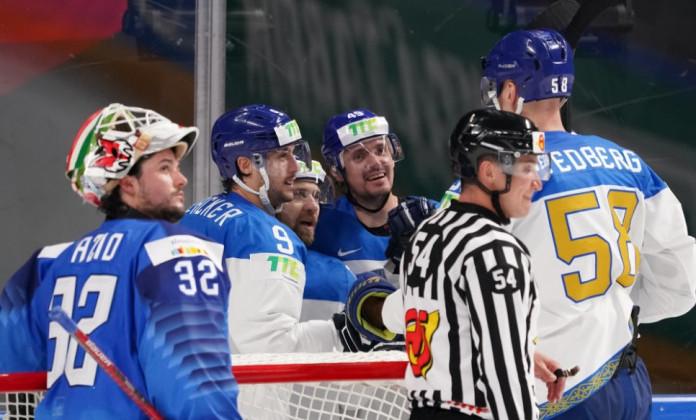 ЧМ-2021: Казахстан забил 11 шайб, Чехия не испытала проблем с Великобританией