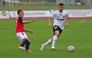 Обзор матча Торпедо-БелАЗ — Минск (видео)