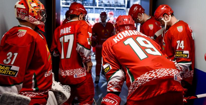 Сборная Беларуси по хоккею откроет ЧМ-2022 матчем с командой Швеции