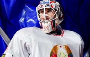 Дэнни Тэйлор в воротах сборной Беларуси на матч против Германии