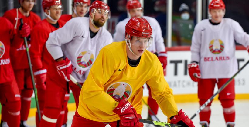 Букмекеры оценили шансы сборной Беларуси на выход в плей-офф ЧМ-2021 по хоккею