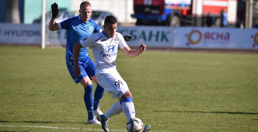 Минское Динамо одержало победу над Ислочью в домашнем матче 23 тура БВЛ