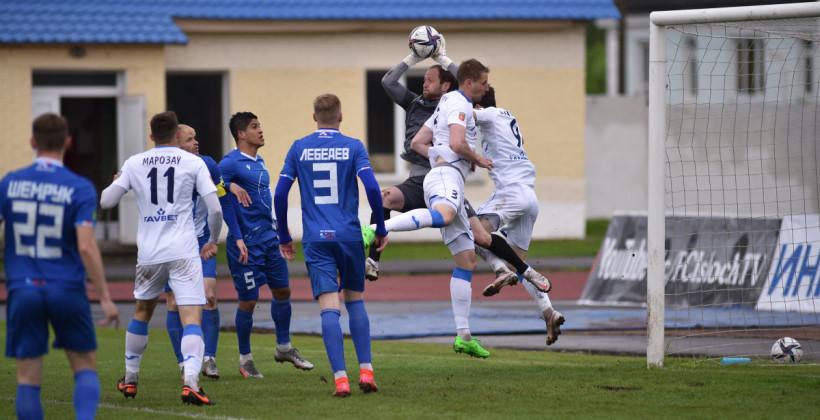Братья Лисаковичи — в старте Ислочи на матч против Витебска