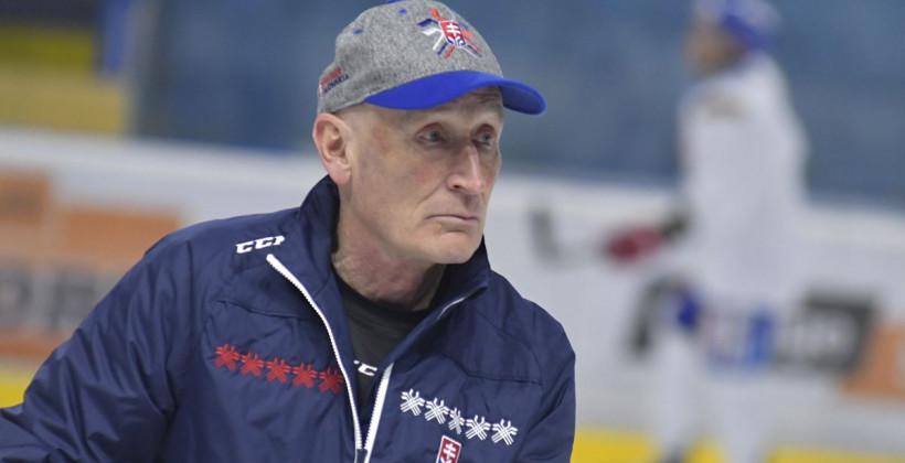 Главный тренер сборной Словакии: «Мы знаем, что белорусы хороши. Они всегда сильны физически»