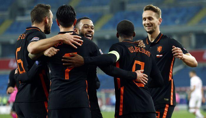 Промес, Блинд и Депай — в заявке сборной Нидерландов на Евро-2020