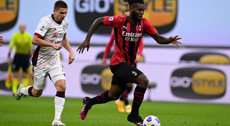 Милан и Кальяри не порадовали болельщиков забитыми мячами