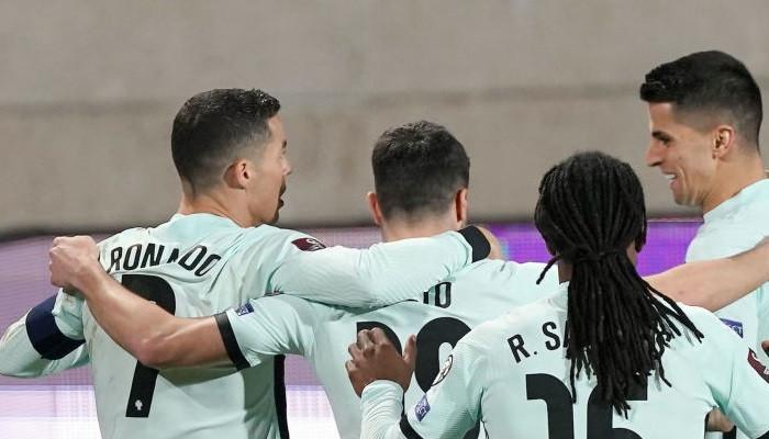 Стал известен состав сборной Португалии на Евро-2020