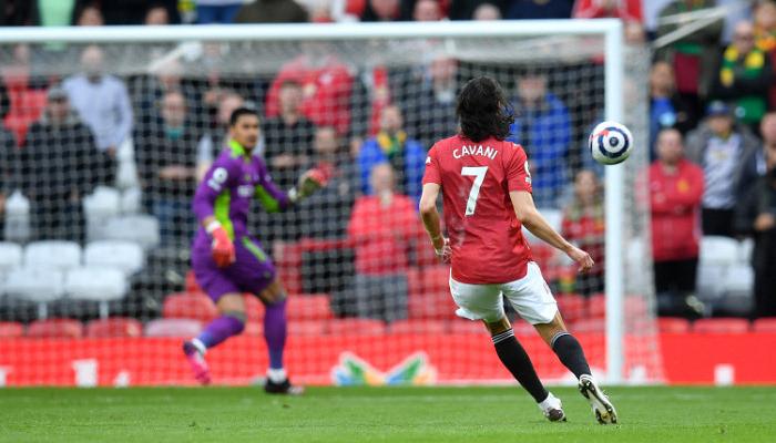 Манчестер Юнайтед дома не сумел обыграть Фулхэм