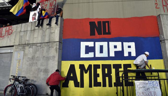 Копа Америка пройдет в Аргентине, Колумбия не будет принимать матчи турнира