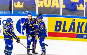 Швеция в результативном матче оказалась сильнее Финляндии