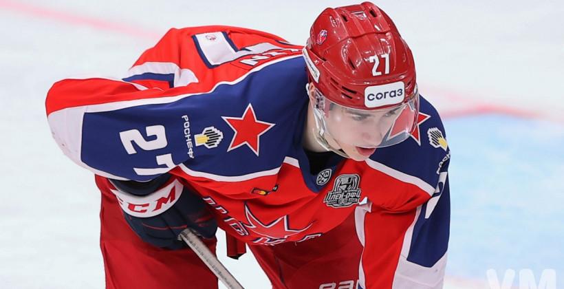 Стали известны претенденты на звание лучшего новичка сезона в КХЛ
