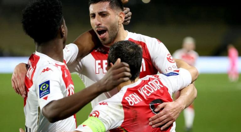 Монако пробился в финал Кубка Франции, разгромив Рюмийи-Вальер