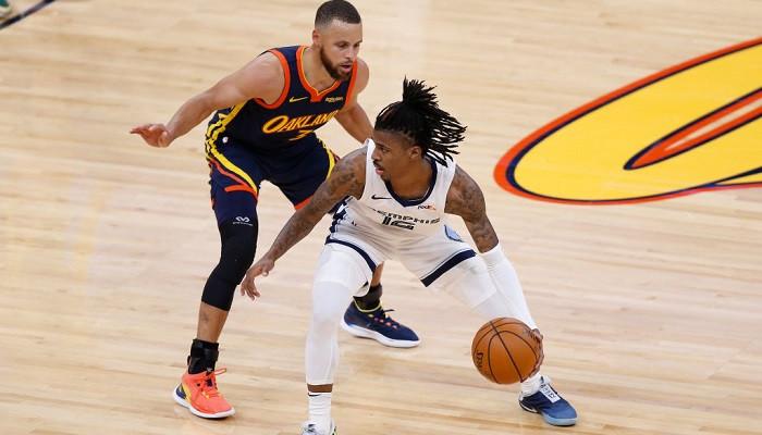 Плей-ин НБА: Мемфис одолел Голден Стэйт и пробился в плей-офф