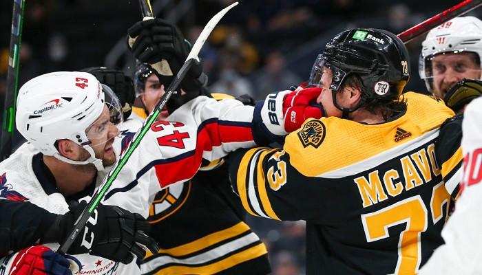 Плей-офф НХЛ: Бостон и Нэшвилл в шаге от 1/4 финала, виктория Джетс над Ойлерс в овертайме