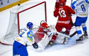 Обзор матча Казахстан — Беларусь (видео)