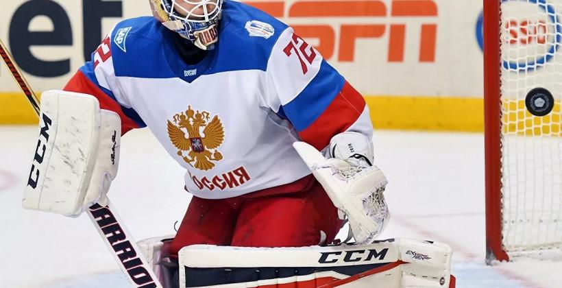 Голкипер сборной России Сергей Бобровский вышел из карантина в преддверии матча с белорусами