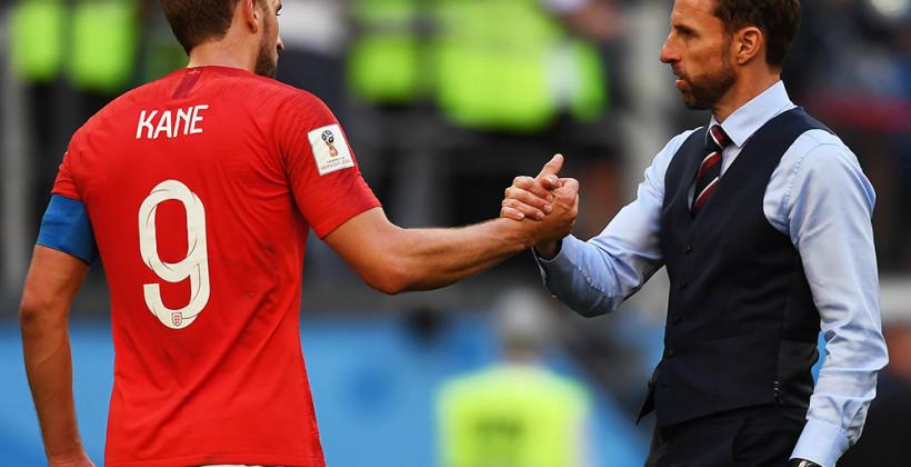 Кейн — лучший игрок матча Англия — Украина