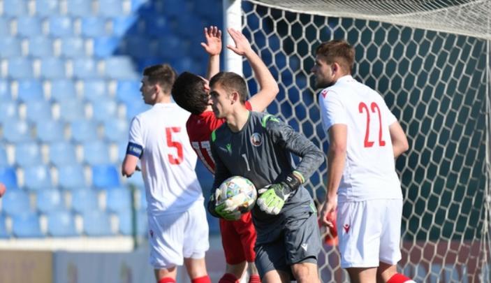 Перенесен матч молодежных сборных Беларуси и Кипра
