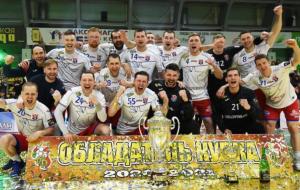 БГК DRIVE о победе Мешков Бреста в Кубке Беларуси (видео)