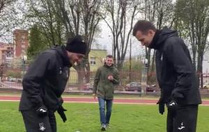 Rukh challenge. Юзепчук против Вегери (видео)