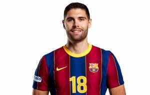 Барселона сыграет с Мешков Брестом без Блажа Янца