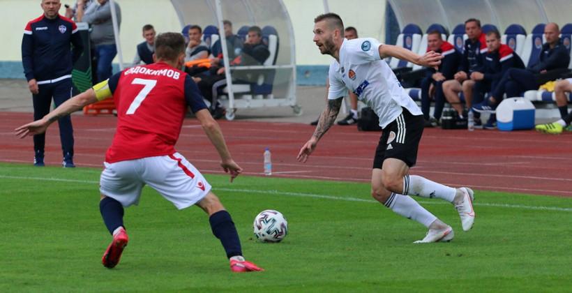 Торпедо-БелАЗ дома оказалось сильнее Минска благодаря голу Кириленко