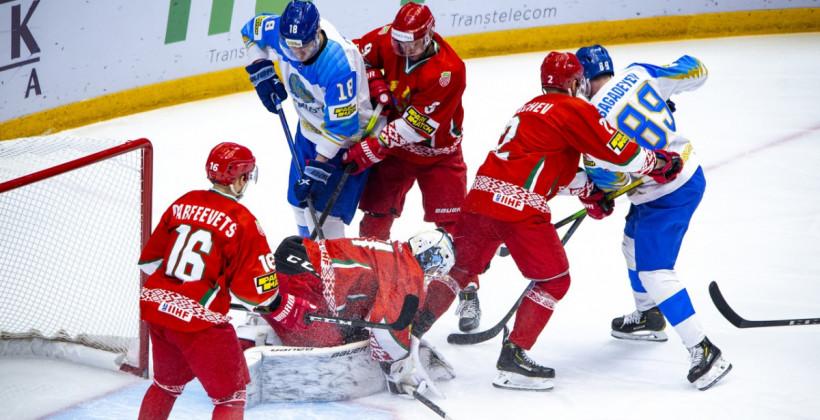 Сборная Беларуси уступила Казахстану в товарищеском матче