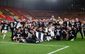 Бешикташ — чемпион турецкой Суперлиги сезона 2020/21