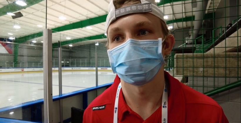 Егор Игнатенко: «Хотелось большего: выйти в полуфинал, финал. Но так получилось»