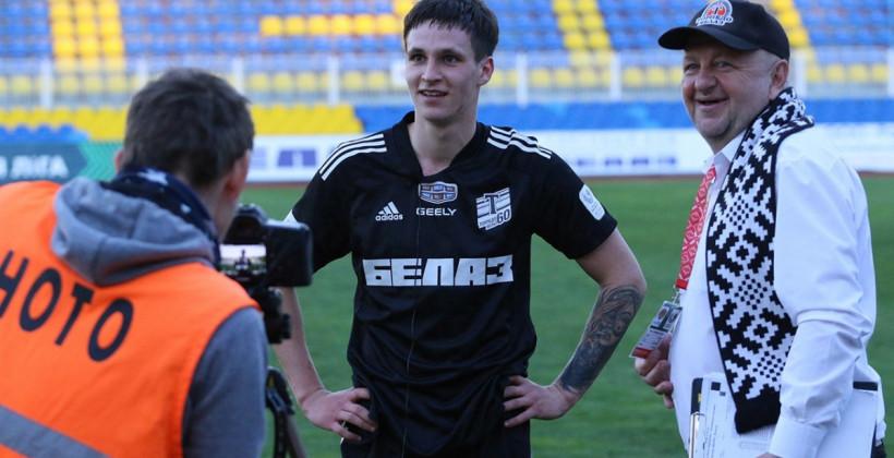 Денис Гружевский: «Такая атмосфера в команде: каждый готов подсказать и направить»