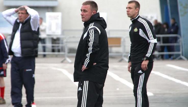 Валерий Стрипейкис утвержден на пост главного тренера Нафтана