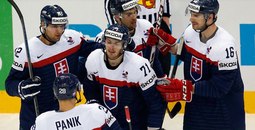 Нападающий сборной Словакии: «У белорусов есть дух. С ними надо хорошо двигать шайбу»