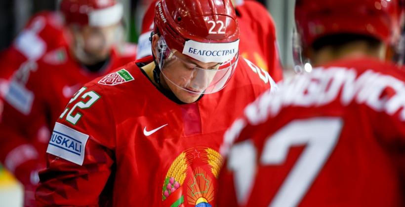 Сборная Беларуси сыграла вничью с Барысом в товарищеском матче